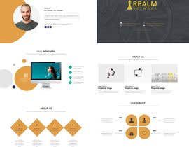 Nro 4 kilpailuun Build a minimal Google Slide Template käyttäjältä AnuMathewM
