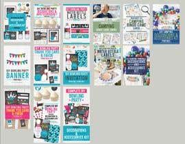 Nro 69 kilpailuun Create 19 Pinterest Pins Using Images We Give You käyttäjältä heartstrings10
