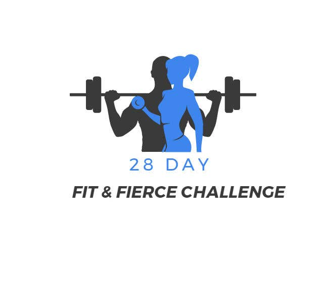 Contest Entry #                                        101                                      for                                         28 Day Fit & Fierce Challenge