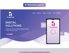 Nro 139 kilpailuun Make new Logo, Website layout,  Social media Cover käyttäjältä abdulkarimak9091