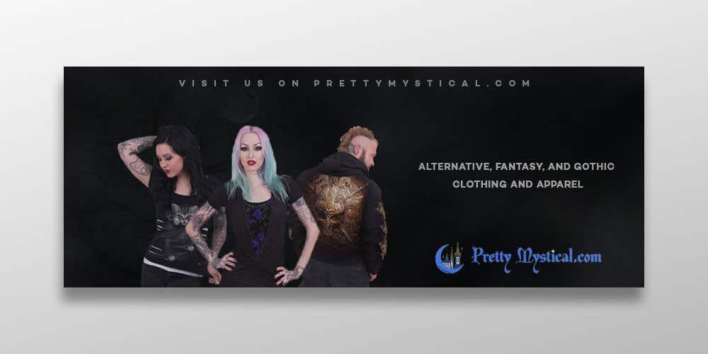 Penyertaan Peraduan #                                        11                                      untuk                                         Facebook Advertisement Creative Contest - PrettyMystical.com