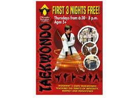 #352 untuk Flyer Martial Arts Contest oleh lienzoblancodgpi