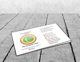 #45 pentru Design some Business Cards for Garbage Collection company de către aminur33