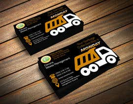 #24 pentru Design some Business Cards for Garbage Collection company de către kishanbhatt7