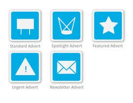 #7 for Design some Icons for a sell page on a website by zzzabc