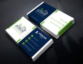 #425 for business card for real estate company by mdnazmul71