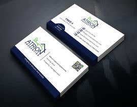 #854 for business card for real estate company by sourovhaldar8