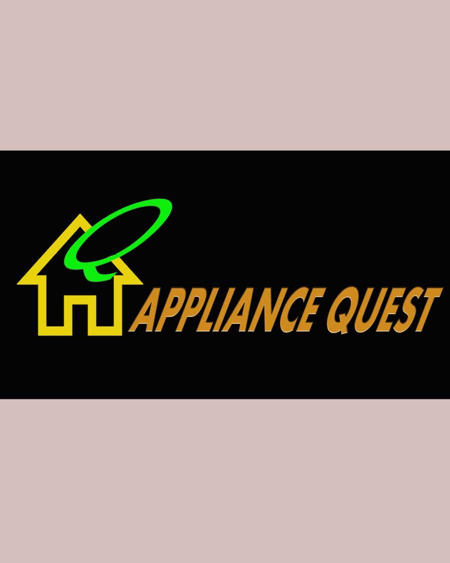 Bài tham dự cuộc thi #                                        74                                      cho                                         Appliance Quest Logo
