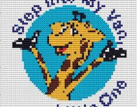 #2 for Create funny Aussie cross-stitch designs/patterns af RafaelMaya
