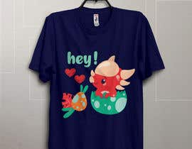 #149 for T-shirt Design Kids Zoo Germany af Sidra9027