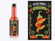 Looking for a Hot Sauce Label Designer için Graphic Design33 No.lu Yarışma Girdisi