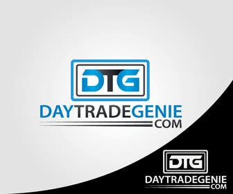 #13 for Design a Logo for DayTradeGenie by alikarovaliya