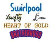 Graphic Colored Logo için Graphic Design183 No.lu Yarışma Girdisi