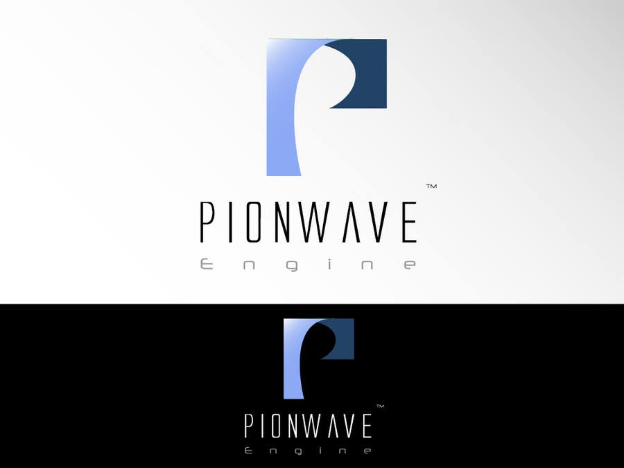 "Contest Entry #91 for Logo Design for ""PionWave Engine"""