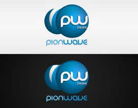 "#54 para Logo Design for ""PionWave Engine"" por LostKID"