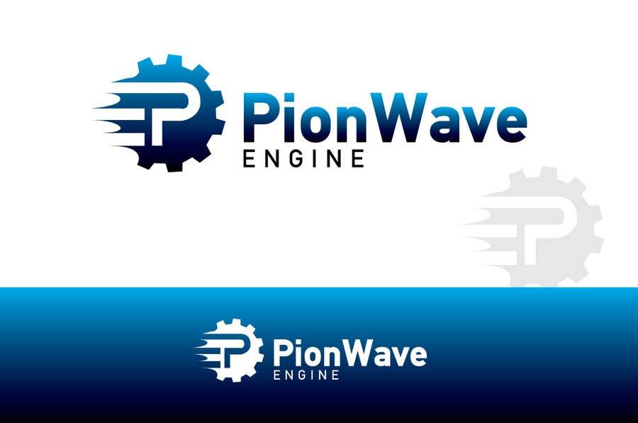 "#7 for Logo Design for ""PionWave Engine"" by limixart"