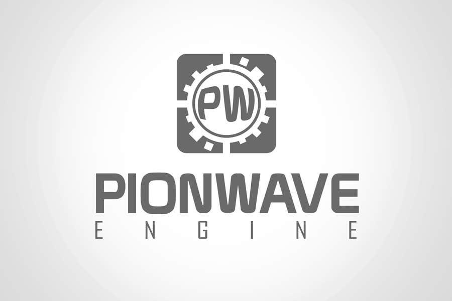 "Bài tham dự cuộc thi #                                        257                                      cho                                         Logo Design for ""PionWave Engine"""