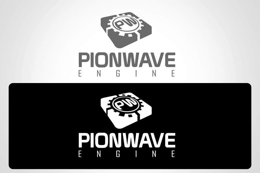 """Zgłoszenie konkursowe o numerze #270 do konkursu o nazwie Logo Design for """"PionWave Engine"""""""