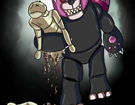DiegoG84 tarafından Beware Bewear the Animatronic için no 7