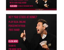 #38 cho Design Funny Mobile Interstitial & Banner for mobile poker club bởi thebharathi22