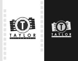 dandrexrival07 tarafından Design a Logo for Taylor Design and Media için no 27