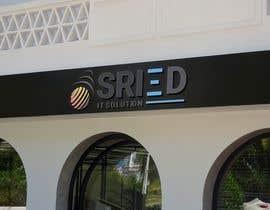 Nro 148 kilpailuun Required a logo for a software company name- SRIED käyttäjältä riktaawrangojeb