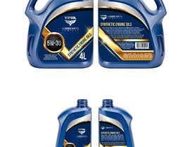 #90 for Label Design - Oil Lubricants af cutterman