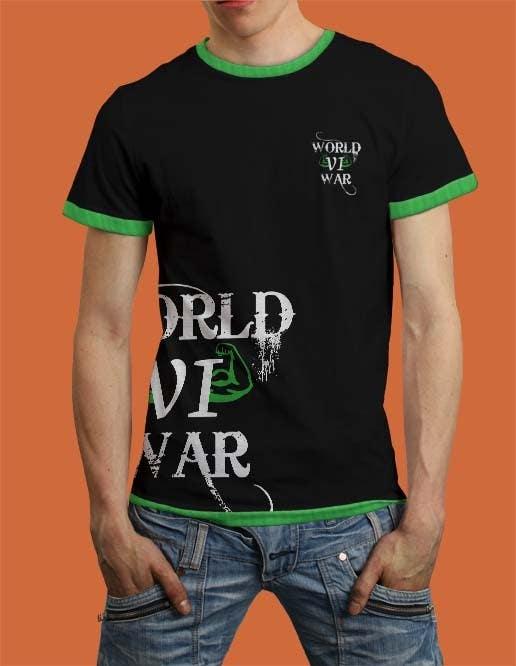Kilpailutyö #15 kilpailussa Design a T-Shirt for a Fitness Camp