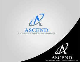 #43 for ASCEND Logo by aliesgraphics40
