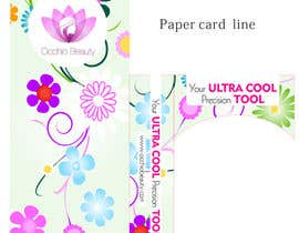 #14 untuk Create Print and Packaging Designs for Occhio Beauty - Tweezers Box oleh iulian4d