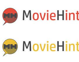 #49 untuk Design a logo for a movie news site oleh evil753951