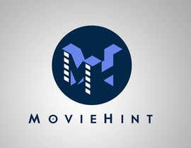 #23 untuk Design a logo for a movie news site oleh arrecife1969