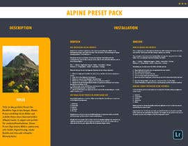 #11 for Convert Word documents graphically in InDesign to a brochures by Djmon007