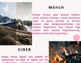 #7 for Convert Word documents graphically in InDesign to a brochures by J0bspecialist