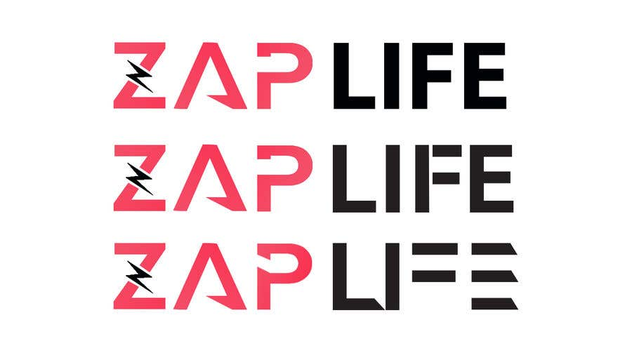 Contest Entry #                                        19                                      for                                         Zap_life logo
