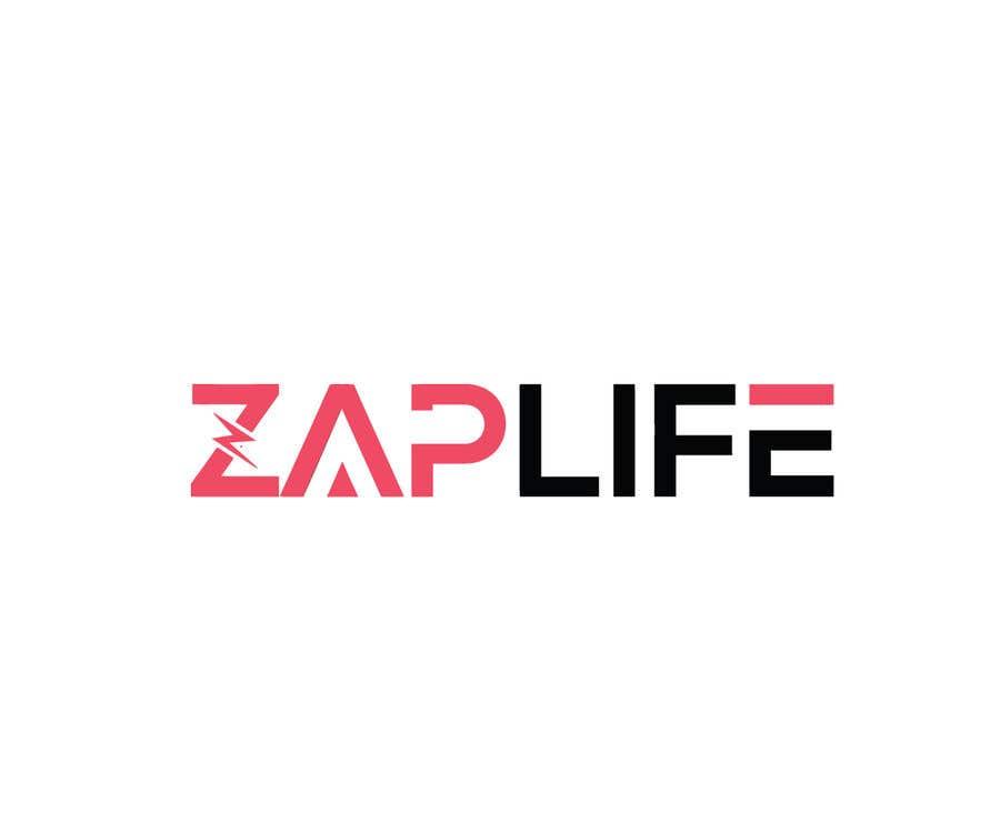 Contest Entry #                                        11                                      for                                         Zap_life logo