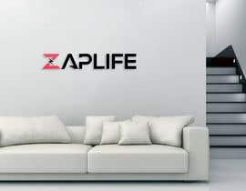 #20 for Zap_life logo by jyotirmoyck901