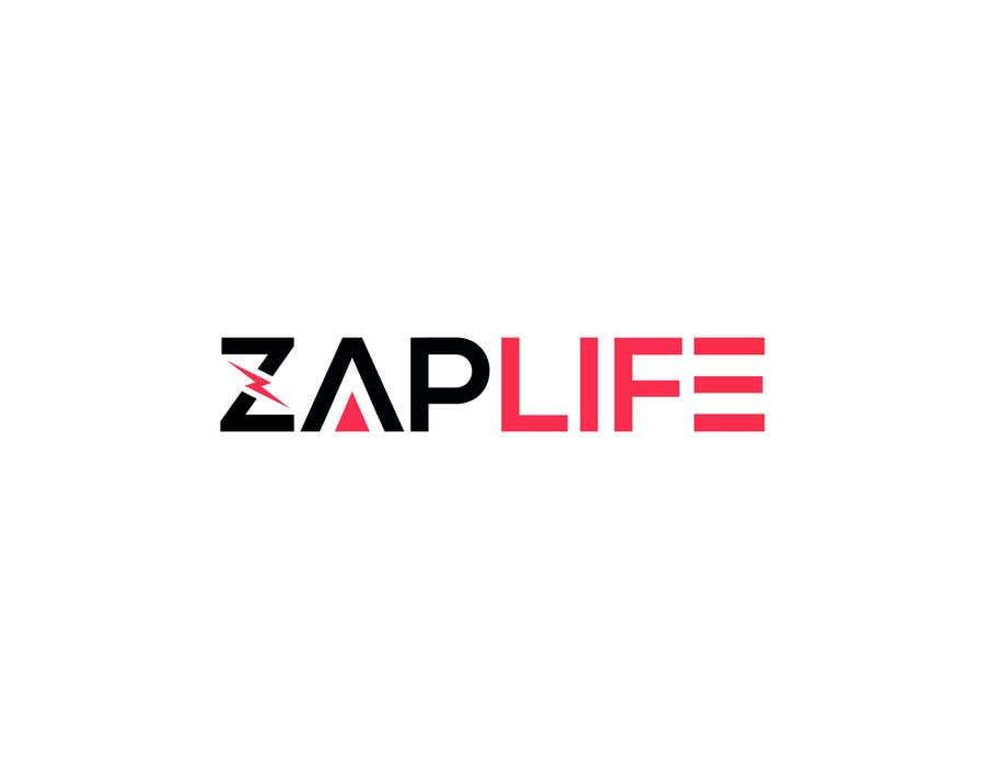 Contest Entry #                                        7                                      for                                         Zap_life logo