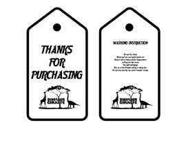 #26 cho Create Care Tag & Thank you for purchase tag for Merchandise bởi kinjalrajput2515