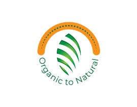 #225 cho logo design ( Organic to Natural ) bởi wwwmukul