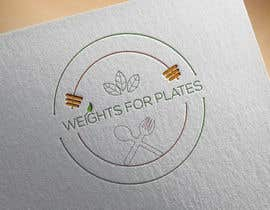 "#297 cho Logo Design for ""Weights for Plates"" bởi mdrahatkhan047"
