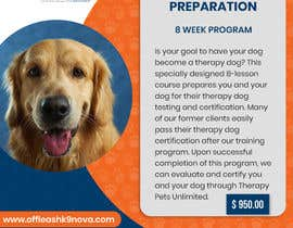 #82 cho High Quality Ads for Dog Training Business bởi azr1doy