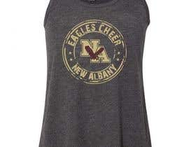#465 cho New Albany Eagles Cheer Tee Designs bởi MisbahurA