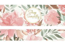 #43 for Etsy Shop Banner Design by thebharathi22