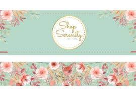 #44 for Etsy Shop Banner Design by thebharathi22