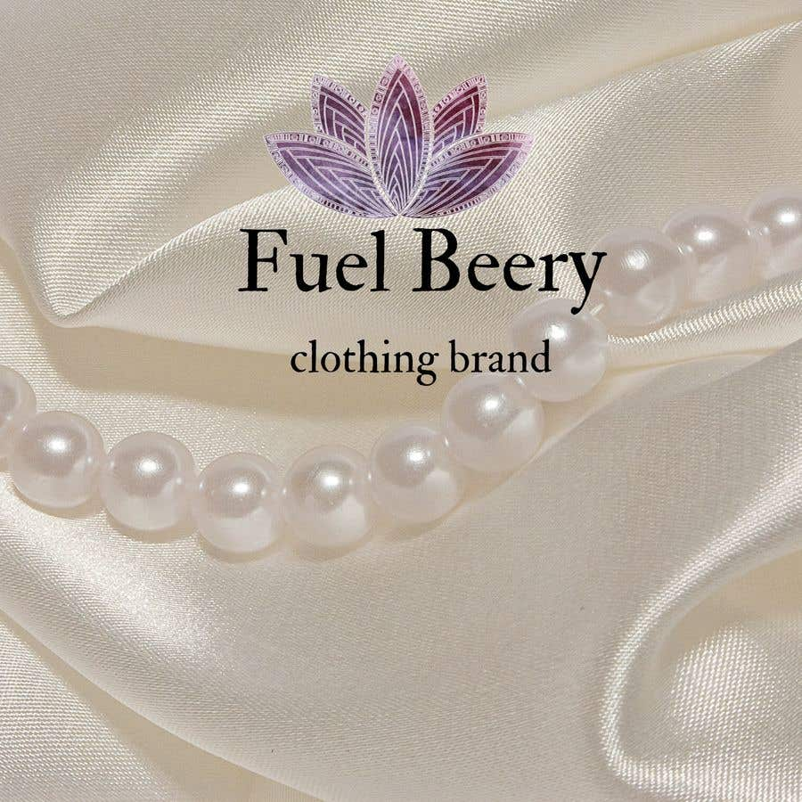 Bài tham dự cuộc thi #                                        3                                      cho                                         Need Logo for My clothing Business Fuel beery