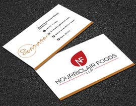 #21 cho 2 Business Card Designs, 2 Letter Head Designs bởi shawnmoulick500