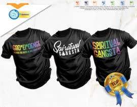 #40 cho Need two simple designs for tshirts bởi Maxbah