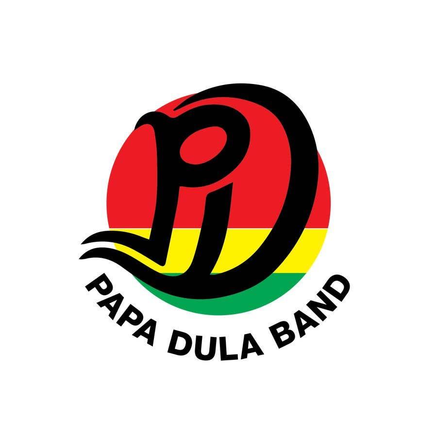 Bài tham dự cuộc thi #                                        104                                      cho                                         Bandlogo for a Reggae Band: Papa Dula Band
