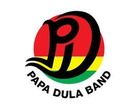 #104 for Bandlogo for a Reggae Band: Papa Dula Band by scarletbamboo50